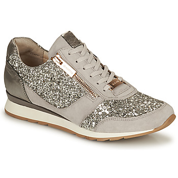 Shoes Women Low top trainers JB Martin VERI Silver
