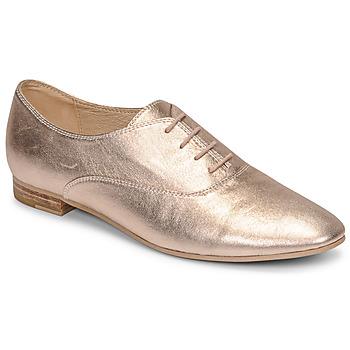 Shoes Women Brogue shoes JB Martin CLAP Metal / Nude
