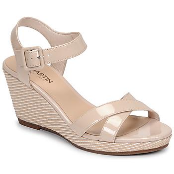 Shoes Women Sandals JB Martin QUERIDA Nude