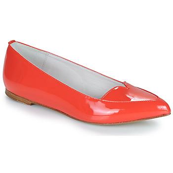 Shoes Women Ballerinas JB Martin ANGELINA Orange