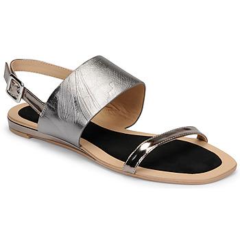 Shoes Women Sandals JB Martin AVERY Steel