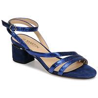 Shoes Women Sandals JB Martin MAEVA Blue