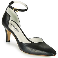 Shoes Women Court shoes JB Martin NATACHA Black
