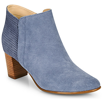 Shoes Women Ankle boots JB Martin 2TABADA Blue