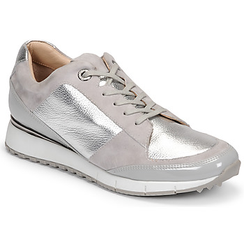 Shoes Women Low top trainers JB Martin VILNES E19 Silver