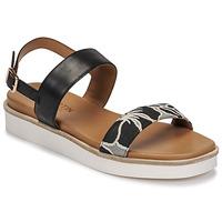 Shoes Women Sandals JB Martin BENGALI Black