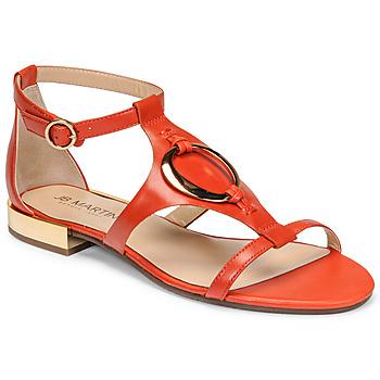Shoes Women Sandals JB Martin BOCCIA Papaye