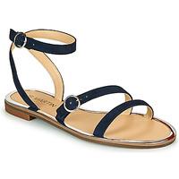 Shoes Women Sandals JB Martin GILANA Marine