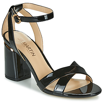 Shoes Women Sandals JB Martin KIMOE Black