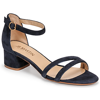 Shoes Women Sandals JB Martin MACABO Black