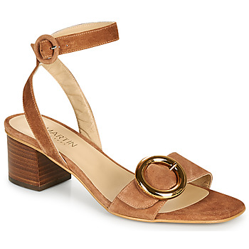 Shoes Women Sandals JB Martin OLAK Tan
