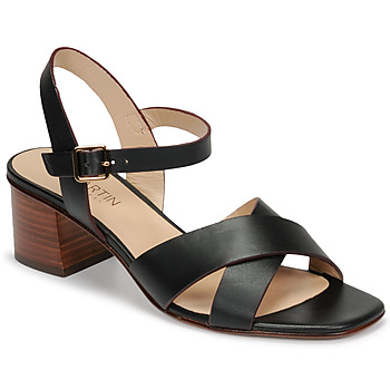 Shoes Women Sandals JB Martin OXIA Black