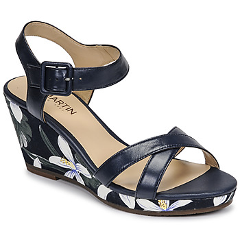 Shoes Women Sandals JB Martin QUERIDA Marine