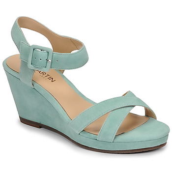 Shoes Women Sandals JB Martin QUERIDA Azure