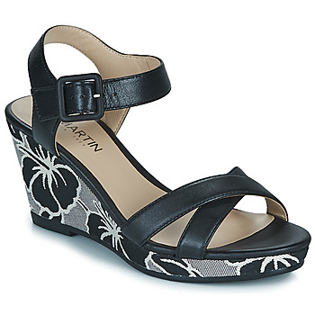 Shoes Women Sandals JB Martin QUERIDA Black