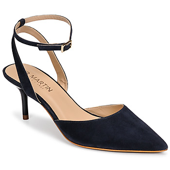 Shoes Women Court shoes JB Martin TWISTO Marine