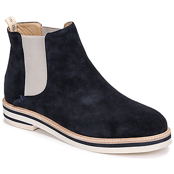 Shoes Women Mid boots JB Martin XILANE Marine