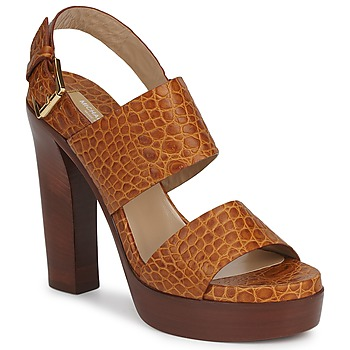 Shoes Women Sandals Michael Kors MATISSE LUX Brown
