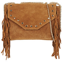 Bags Women Shoulder bags Betty London OSCAR Camel