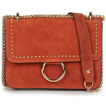 Bags Women Shoulder bags Betty London OULO Terracotta
