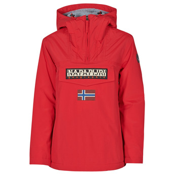 material Women Parkas Napapijri RAINFOREST WINTER Red