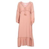 material Women Long Dresses Betty London OFRI Pink