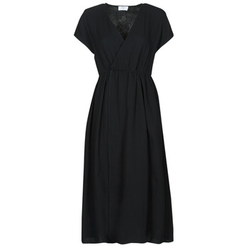 material Women Long Dresses Betty London ODAME Black