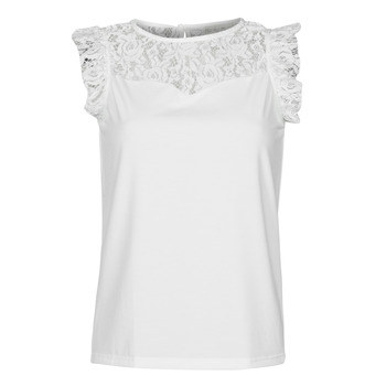 material Women Blouses Moony Mood OTTIA White