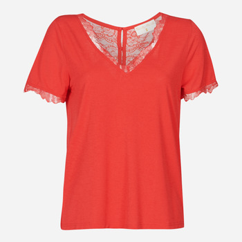 material Women Blouses Moony Mood OTUIDE Red