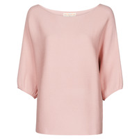 material Women jumpers Moony Mood OUPAL Pink