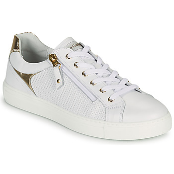 Shoes Women Low top trainers NeroGiardini NOLLA White
