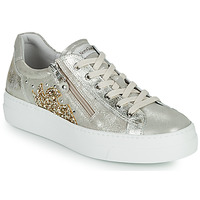 Shoes Women Low top trainers NeroGiardini EDDY Gold