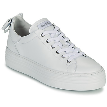 Shoes Women Low top trainers NeroGiardini FILLA White