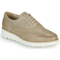 Shoes Women Derby shoes NeroGiardini SUZZE Beige