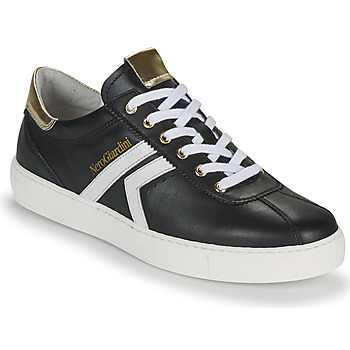 Shoes Women Low top trainers NeroGiardini TRAPPO Black