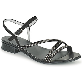 Shoes Women Sandals NeroGiardini TEDDY Black