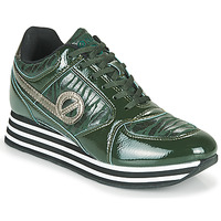 Shoes Women Low top trainers No Name PARKO JOGGER Green