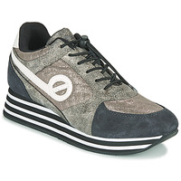 Shoes Women Low top trainers No Name PARKO JOGGER Grey / Blue