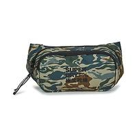 Bags Bumbags Superdry SMALL BUM BAG Kaki