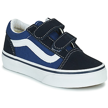 Shoes Children Low top trainers Vans OLD SKOOL Blue