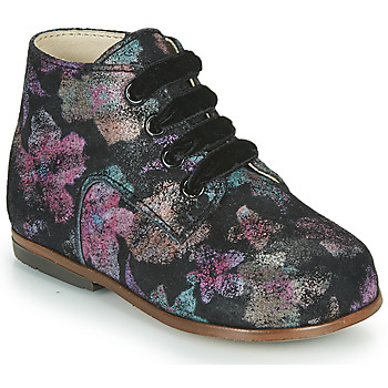 Shoes Girl High top trainers Little Mary MILOTO Black