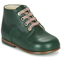 Shoes Girl High top trainers Little Mary MILOTO Kaki