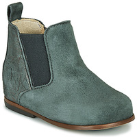 Shoes Girl Mid boots Little Mary ARON Grey