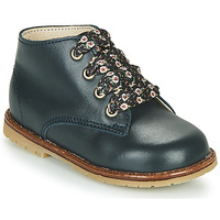 Shoes Girl High top trainers Little Mary JUDITE Blue