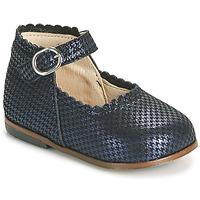 Shoes Girl Ballerinas Little Mary VOCALISE Blue
