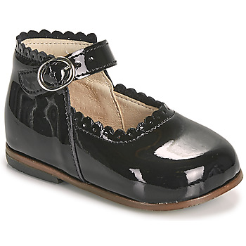 Shoes Girl Ballerinas Little Mary VOCALISE Black