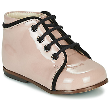 Shoes Girl High top trainers Little Mary MEGGIE Pink