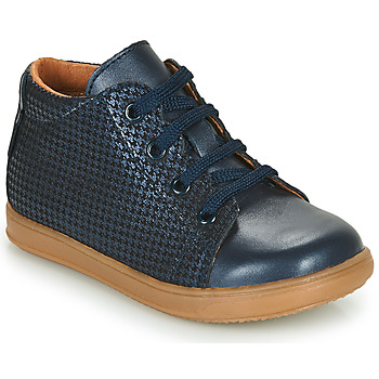 Shoes Girl Low top trainers Little Mary CLELIE Blue