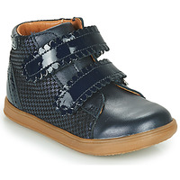 Shoes Girl High top trainers Little Mary CRISTIE Blue