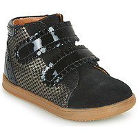 Shoes Girl High top trainers Little Mary CRISTIE Black